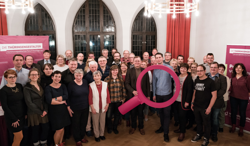 Thüringengestalter Verein