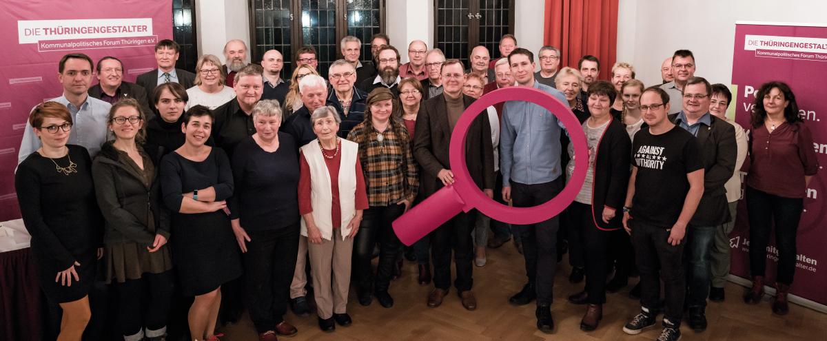 Die Thüringengestalter - Mitgliederversammlung 2017