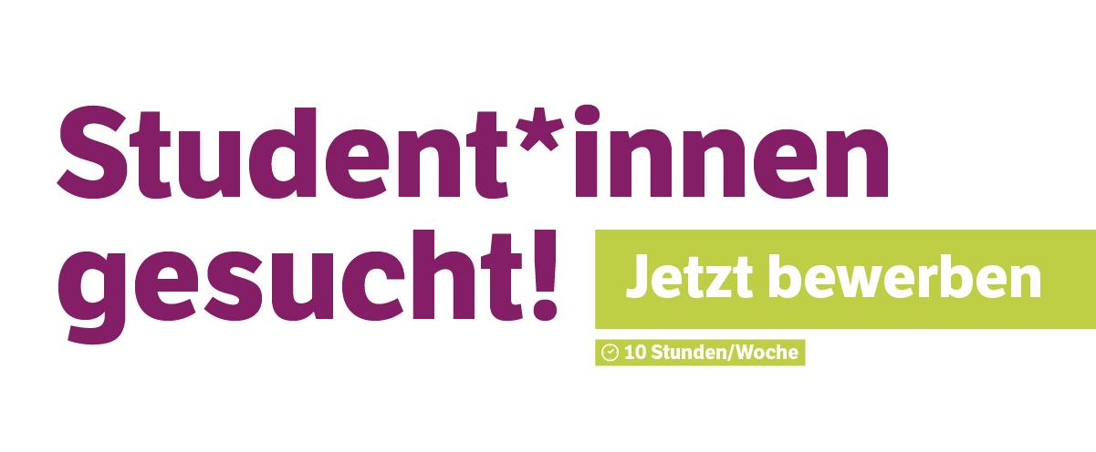 Thüringengestalter Bewerbung Student*innen gesucht
