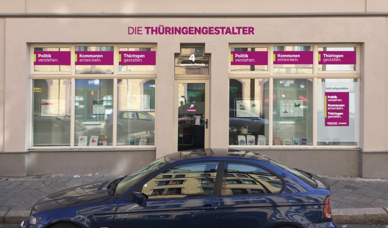 Geschäftsstelle Thüringengestalter