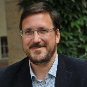 Alexander Strauß kümmert sich bei Die Thüringengestalter um die Technik, digitale Medien und IT.