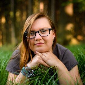 Judith Schäffer arbeitet engagiert als studentische Mitarbeiterin mit bei Die Thüringengestalter.